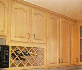 Fine Quality All Wood Kitchen Cabinets at Affordable ...