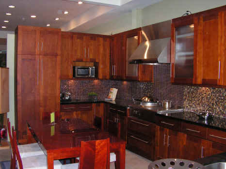 Contemporary Kitchen Cabinets Wholesale Priced Kitchen
