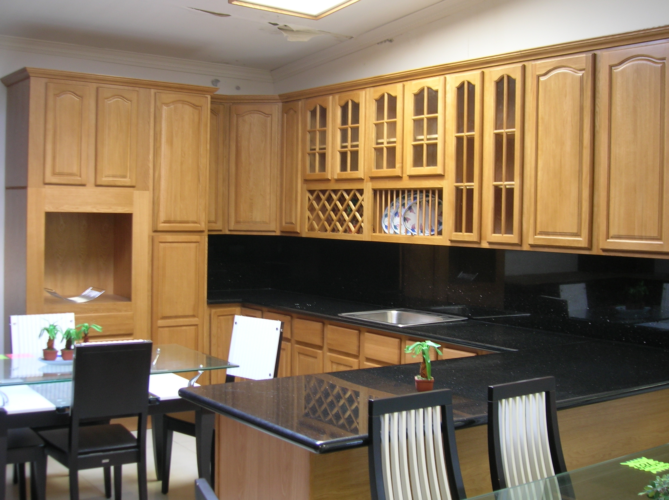 allcabinets kitchen cabinets wholesale Oak Cherry Wholesale Kitchen Cabinets