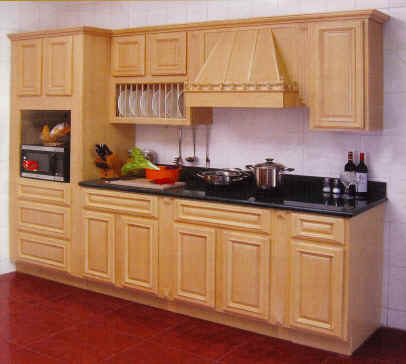Contemporary kitchen cabinets wholesale priced kitchen for Maple kitchen cabinets
