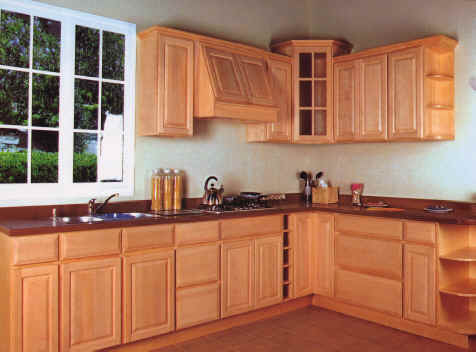 Cheap/Modular/Budget Custom Kitchens Cabinets/Cupboards