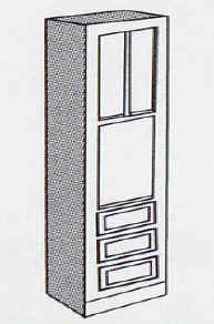 Kitchen Cabinet Sizes And Specifications Fine Quality